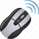computer mouse, mouse, technology, wireless mouse icon