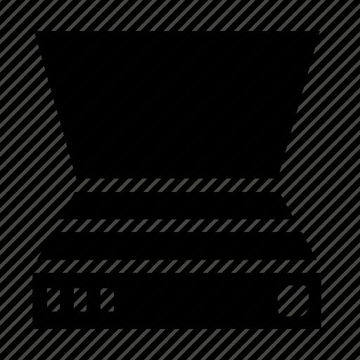 copier, copymachine icon