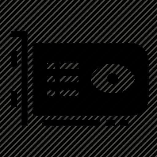 database, visibility icon