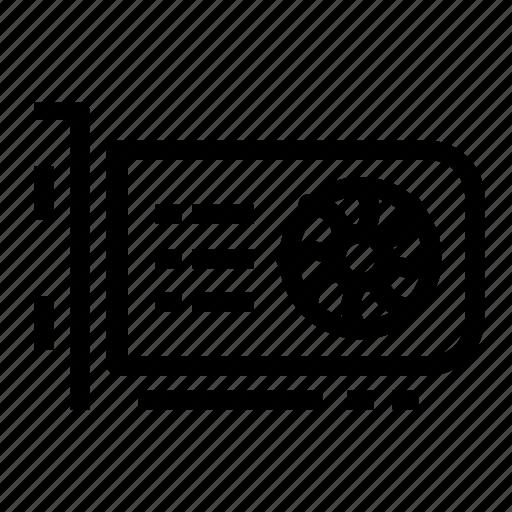 database, fan, server icon