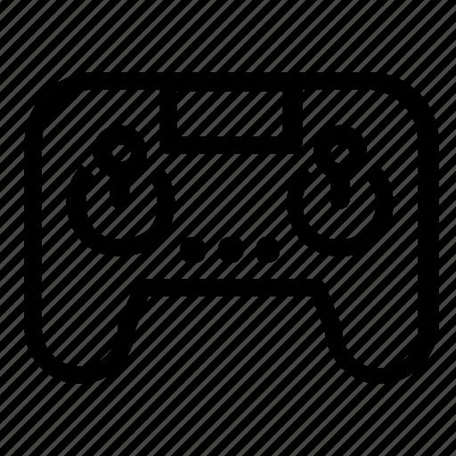 gamepad, gaming, hardware icon