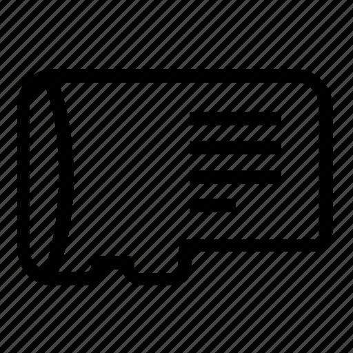 chip, micro, sd, storage icon
