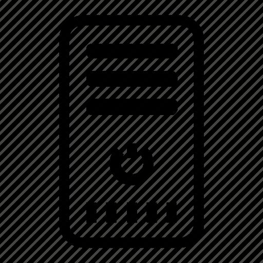 computer, pc icon