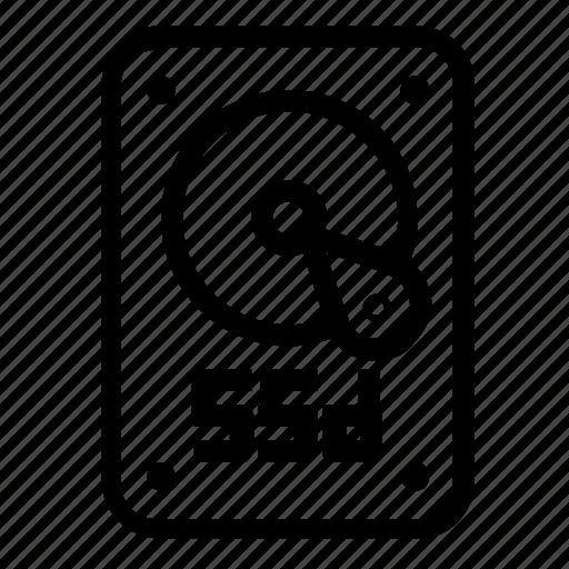 computer, ssd icon
