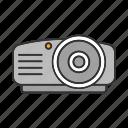 cinema, media, multimedia, player, presentation, projector, video
