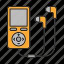 audio, earphones, headphones, ipod, listen, mp3, music