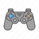 controller, gamepad, joypad, joystick, play, video game icon