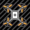 copter, drone, gadget, quadcopter, quadrocopter, robot, technology