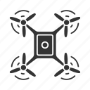 copter, drone, gadget, quadcopter, quadrocopter, robot, technology icon