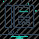 pbx, phone, voip icon