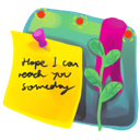 stickynote icon