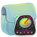 disk, folder icon