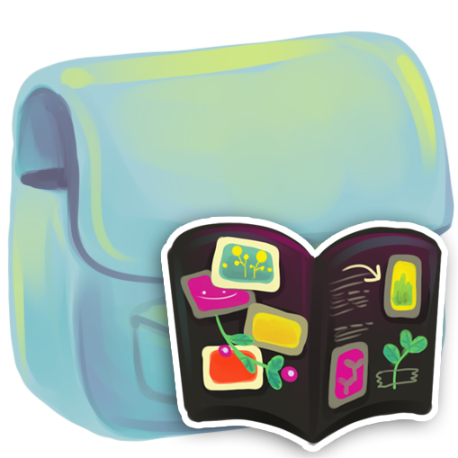 artbook, folder icon