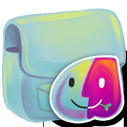 finder, folder icon