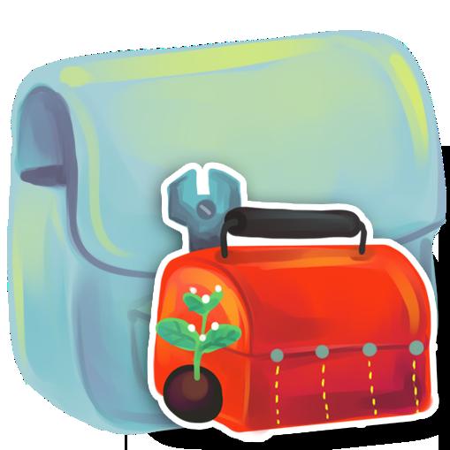 folder, utilities icon