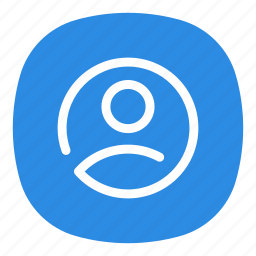 account, app, contacts, mobile, sync, ui, user icon