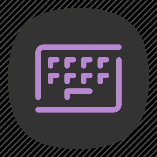 app, galaxy, keyboard, mobile, open line, ui icon