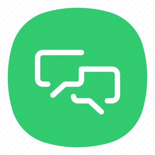 app, chat, media, mobile, open line, social, talk icon