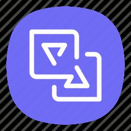 app, customize, exchange, mobile, open line, translate, translator icon