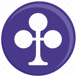 form, gamble, game, poker chip, risk icon