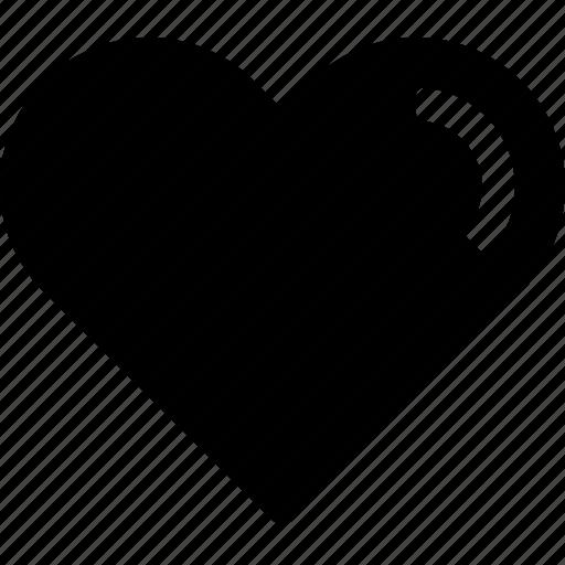 card, casino, gamble, heart, love, suit icon