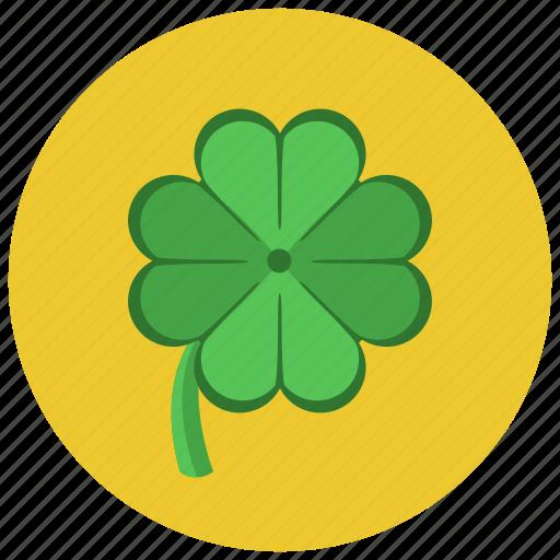 clover, gambling, lucky icon