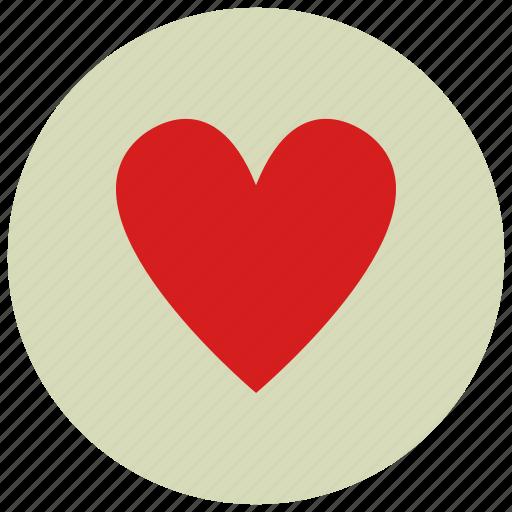 card, gambling, game, heart icon