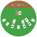 card, gambling, game, poker icon