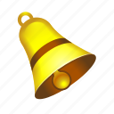 achievement, bell, casino, game, notification, ring, win icon