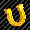 casino, gambling, game, horse, luck, shoe, slot icon