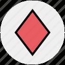 ace poker, diamond, poker, poker card sign, poker element, poker symbol icon