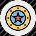 casino chip, casino star chip, gambling, game, star sign