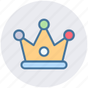 champ, champion, crown, king, queen, winner icon