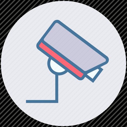 Camera, cc camera, inspection, security camera, surveillance icon - Download on Iconfinder