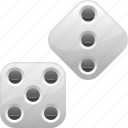 bet, betting, casino, dice, gambling, luck