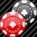 bet, betting, casino, casino chips, chips, gambling, gambling chips icon