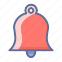 alarm, bell, notification icon
