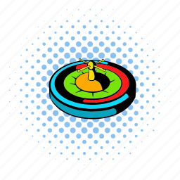 casino, comics, gambling, game, risk, roulette, vegas icon