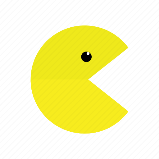 character, pac, pacman icon