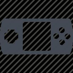 game, joystick icon