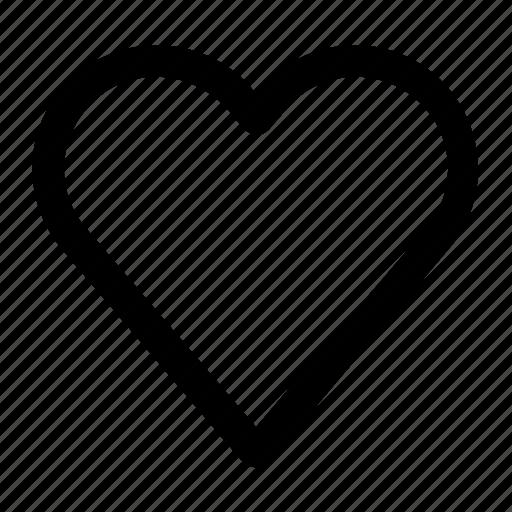 health, heart, line, love, relationship icon