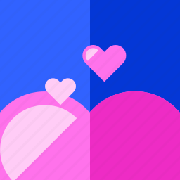 game, heart, love icon