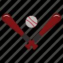 baseball, bat, gambling, game, gaming, play icon