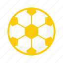athletic, ball, colored, colorful, foot, football, gaming icon