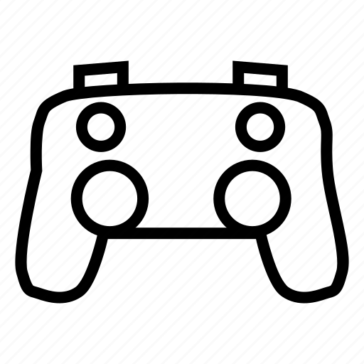 and, console, controller, gamepad, games, interfaces icon