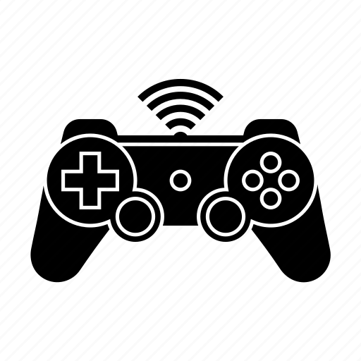 action, controller, game, play, player, wireless icon