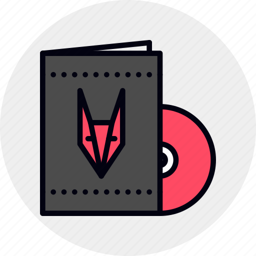disc, distribution, edition, game, publish, publishing icon