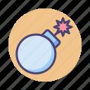 bomb, c4, explosion, explosive, grenade icon