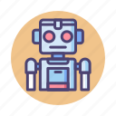 bot, robot, robotics, sprite