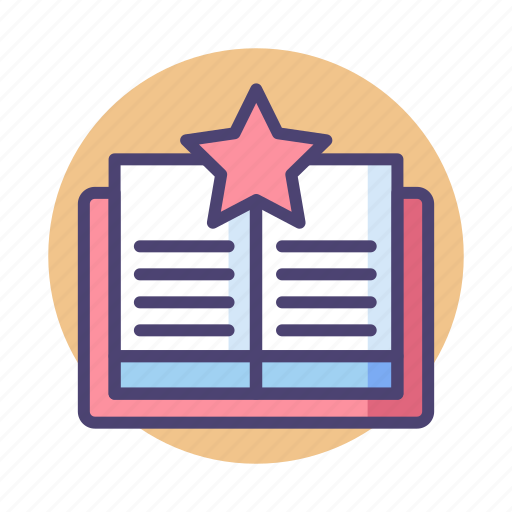 story, story book icon